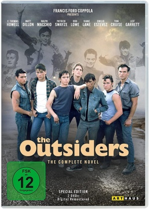 The Outsiders - The Complete Novel (1983) (Digital Remastered, Special Edition, 2 DVDs)