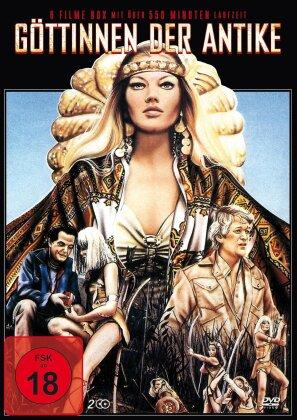 Göttinnen der Antike - 6 Filme (2 DVDs)