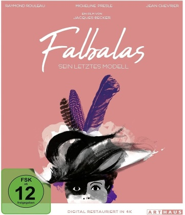 Falbalas - Sein letztes Modell (1944) (Digital Restauriert)
