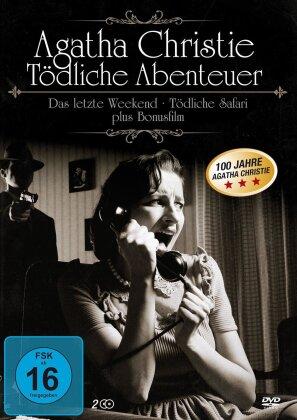 Agatha Christie - Tödliche Abenteuer (2 DVDs)