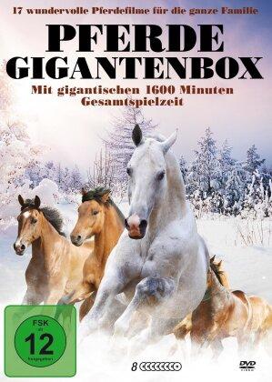 Pferde Gigantenbox - 17 wundervolle Pferdefilme für die ganze Familie (8 DVDs)