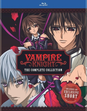 Vampire Knight - The Complete Collection (4 Blu-rays)