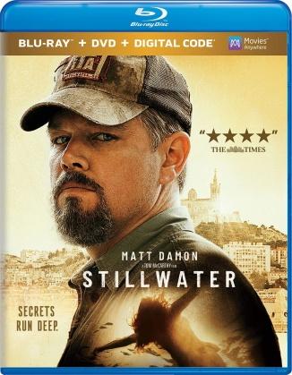 Stillwater (2021) (Blu-ray + DVD)