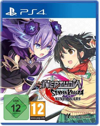 Neptunia x Senran Kagura Ninja Wars (Day One Edition)
