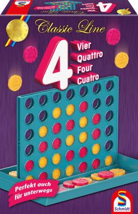 Vier (Spiel)