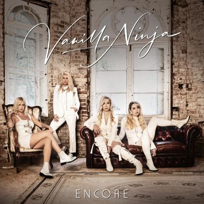 Vanilla Ninja - Encore (Deluxe Edition, CD + Book)
