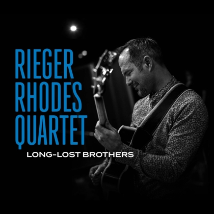 Rieger Rhodes Quartet - Long-Lost Brothers (Digipack)