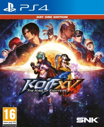 The King of Fighters XV (Day One Edition)