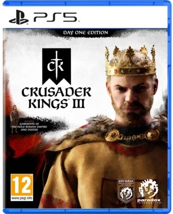 Crusader Kings III (Day One Edition)