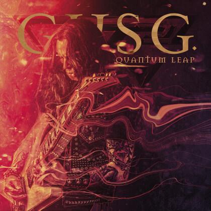 Gus G. (Ozzy Osbourne Guitarist) - Quantum Leap (Digipack, 2 CDs)