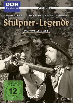 Stülpner-Legende - Die komplette Serie (DDR TV-Archiv, 3 DVDs)