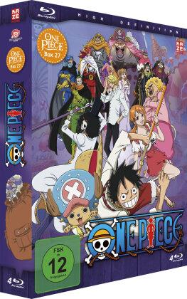 One Piece - TV-Serie - Box 27 (4 Blu-rays)