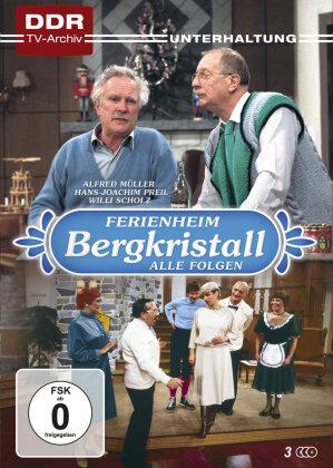 Ferienheim Bergkristall - Die komplette Serie (DDR TV-Archiv, 3 DVDs)