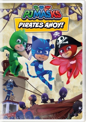 PJ Masks - Pirates Ahoy
