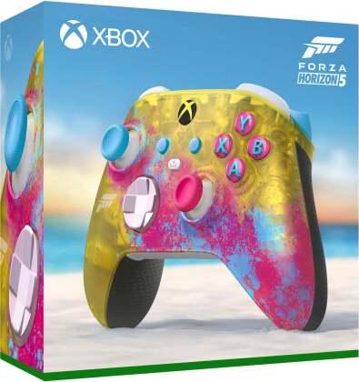 XBOX Controller Forza Horizon 5 Original wireless Series (Édition Limitée)