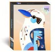 Pete Cromer - Kookaburra 500 Piece Puzzle