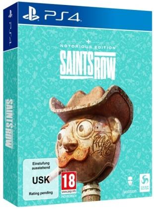 Saints Row - (Notorious Edition)