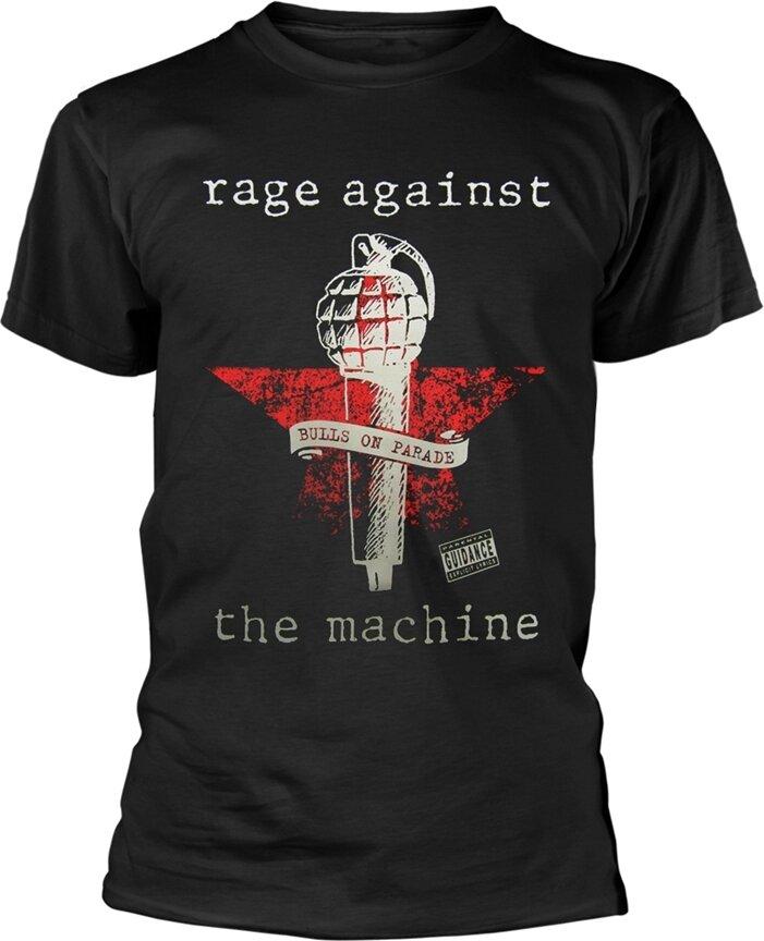Rage Against The Machine - Bulls On Parade Mic - Grösse M