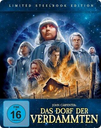Das Dorf der Verdammten (1995) (Steelbook, Blu-ray + DVD)