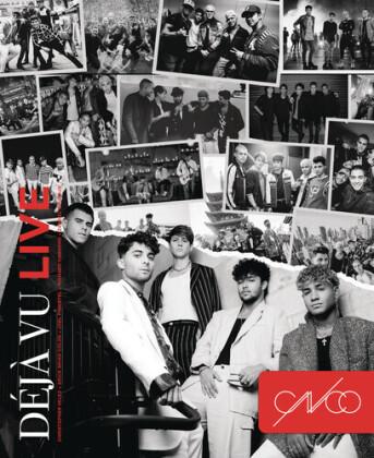 CNCO - Deja Vu Live (Boxset)