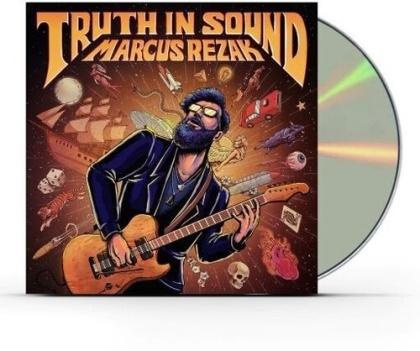 Marcus Rezak - Truth In Sound (Digipack)