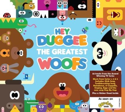 Hey Duggee - Greatest Woofs (Gatefold)