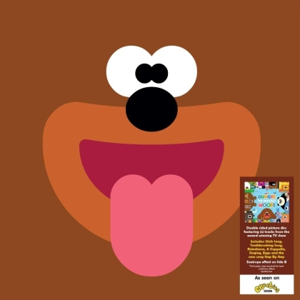 Hey Duggee - Greatest Woofs (Picture Disc, LP)