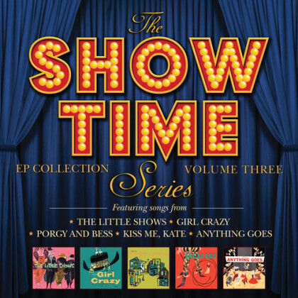 Showtime Series Ep Collection Vol 3