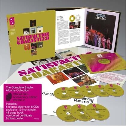 Satisfaction Guaranteed: Sound Of Vol 2 (Boxset, 8 CDs + LP)