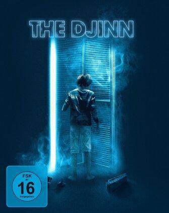 The Djinn (2021) (Mediabook, Blu-ray + DVD)