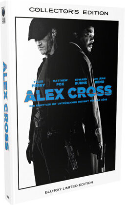 Alex Cross (2012) (Hartbox, Limited Collector's Edition)