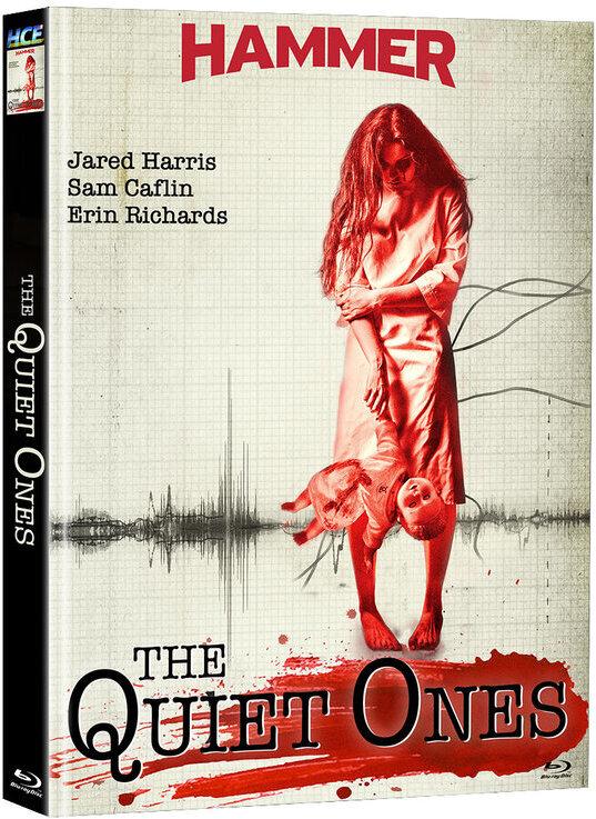 The Quiet Ones (2014) (Edizione Limitata, Mediabook)