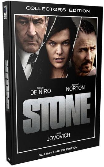 Stone (2010) (Grosse Hartbox, Collector's Edition, Edizione Limitata)