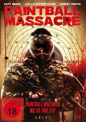 Paintball Massacre (2020) (Uncut)