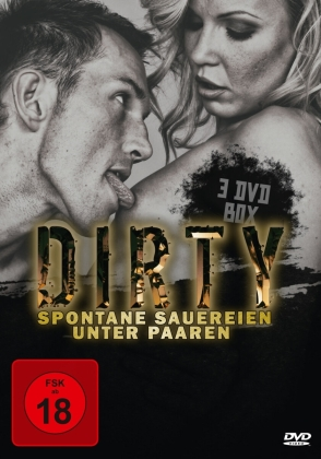 Dirty - Spontane Sauereien unter Paaren (3 DVDs)