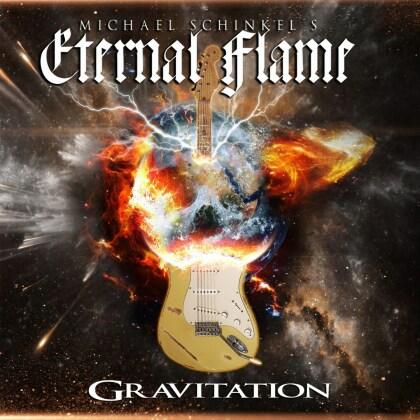 Michael Schinkel's Eternal Flame - Gravitation (Digipack)