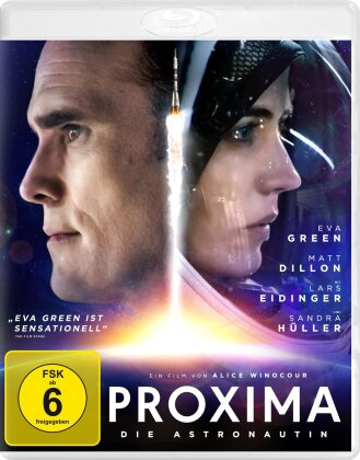 Proxima - Die Astronautin (2019)