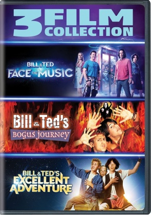 Bill & Ted 1-3 - 3-Film Collection (3 DVDs)