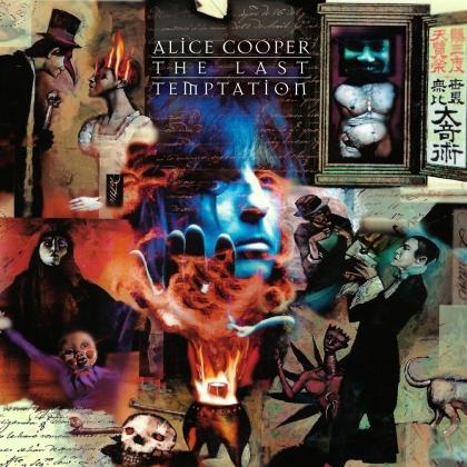 Alice Cooper - The Last Temptation (2021 Reissue, 4 Bonustracks, Deluxe Edition)
