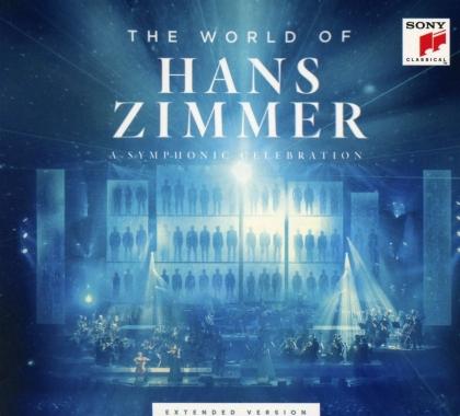 Hans Zimmer & Vienna Radio Symphony Orchestra - The World Of Hans Zimmer - A Symphonic Celebration (2021 Reissue, 2 CD + Blu-ray)