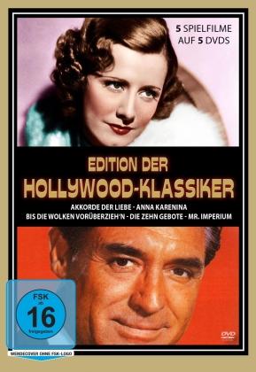 Edition der Hollywood-Klassiker (5 DVDs)