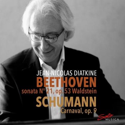 Jean-Nicolas Diatkine & Ludwig van Beethoven (1770-1827) - Sonata N 21,Op.53 Waldstein