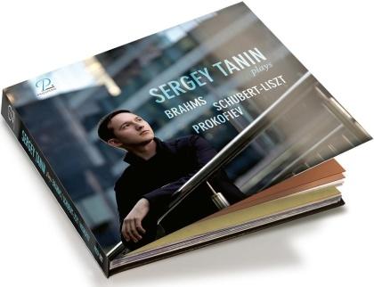 Johannes Brahms (1833-1897), Franz Liszt (1811-1886), Serge Prokofieff (1891-1953) & Sergey Tanin - Piano Works