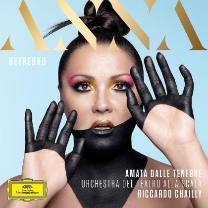Orchestra Del Teatro Alla Scala, Riccardo Chailly & Anna Netrebko - Amata Dalle Tenebre (CD + Blu-ray)
