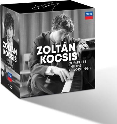 Zoltan Kocsis - Sämtliche Aufnahmen Auf Philips (26 CDs)