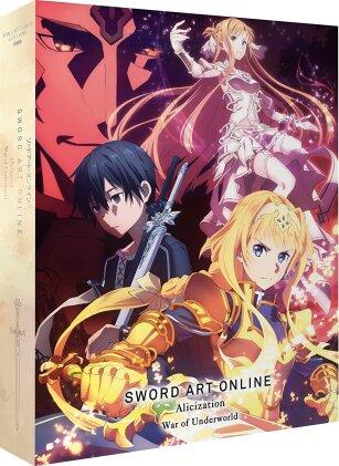 Sword Art Online - Alicization - War of Underworld - Partie 1 (Collector's Edition, 2 Blu-rays)