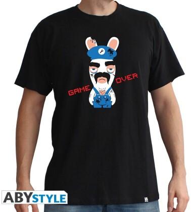 Lapin Crétin: Game Over - T-Shirt