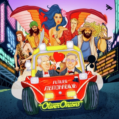 Oliver Onions - Future Memorabilia (Green Box, Deluxe Edition)