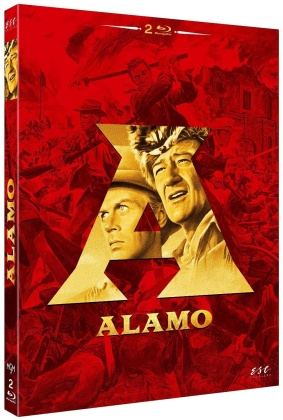 Alamo (1960) (2 Blu-rays)