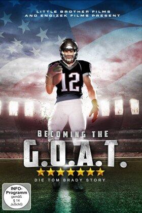 Becoming the G.O.A.T. - Die Tom Brady Story (2021)